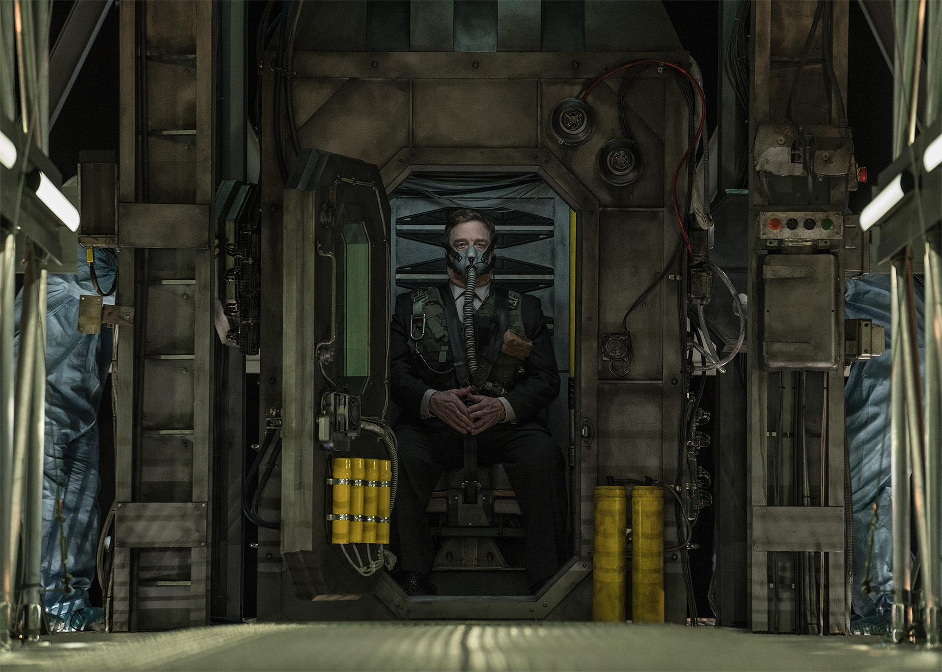 John Goodman - Captive State The Movie